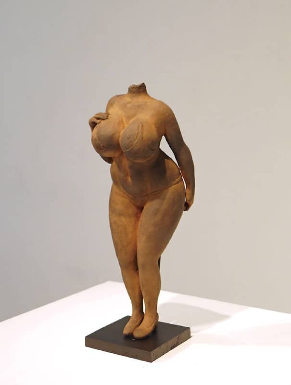 """Female Figurines"" 2014"