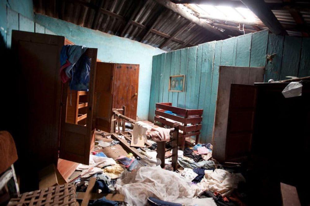 """""""San José de los hornos"""" del proyecto """"Geografía del Dolor"""" 2012 - 2013"""